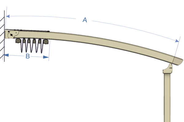 Pergola_curved_for_wall_grammiko